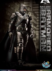 BEAST KINGDOM DAH-004 DC BATMAN V SUPERMAN DAWN OF JUSTICE 蝙蝠俠對超人 正義曙光 - ARMORED BATMAN 裝甲蝙蝠俠-01