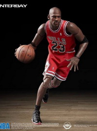 ENTERBAY MOTION MASTERPIECE NBA CHICAGO BULLS 美國職籃芝加哥公牛隊 - MICHAEL JORDAN 麥可喬丹-0