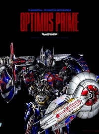 Threezero TRANSFORMERS THE LAST KNIGHT 變形金剛 5 最終騎士 - OPTIMUS PRIME 柯博文-04