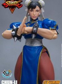 STORM TOY CAPCOM STREET FIGHTER V 快打旋風 V – CHUN LI 春麗-03