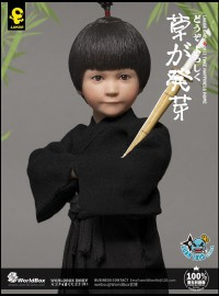 WORLD BOX LAKOR KENDO BABY 劍道寶貝-02