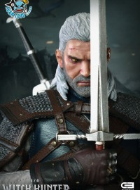 CMTOYS CM002 THE WITCHER 3 WILD HUNT 巫師 3 狂獵 – GERALT 傑洛特-01