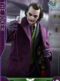 HOT TOYS DC BATMAN THE DARK KNIGHT 蝙蝠俠 黑暗騎士 - THE JOKER 小丑(HEATH LEDGER 希斯萊傑飾演)-05