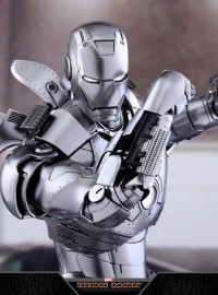 HOT TOYS MARVEL IRON MAN 鋼鐵人 - MARK II、MARK 2、馬克 2(合金版) TONY STARK 東尼史塔克(ROBERT DOWNEY JR. 小勞勃道尼飾演)-01