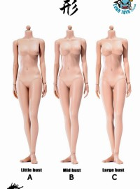 POPTOYS ST-92005 XING SERIES SUPER FLEXIBLE FEMALE BODY 形系列超靈活女性素體(小麥肌膚色Ver.)-01