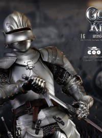 COOMODEL SE012 SERIES OF EMPIRES 帝國系列 – GOTHIG KNIGHT 哥特騎士-01