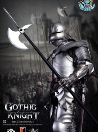 COOMODEL SE013 SERIES OF EMPIRES 帝國系列 – GOTHIG KNIGHT 哥特騎士(DX版)-01