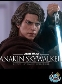 HOT TOYS STAR WARS EPISODE III REVENGE OF THE SITH 星際大戰三部曲 西斯大帝的復仇 - ANAKIN SKYWALKER 安那金天行者(HAYDEN CHRISTENSEN 海登克里斯唐森飾演)-01