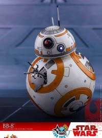 HOT TOYS STAR WARS THE LAST JEDI 星際大戰 最後的絕地武士 - BB-8 機器人-04
