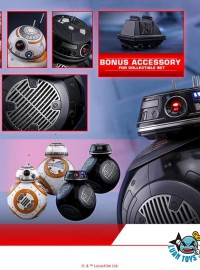 HOT TOYS STAR WARS THE LAST JEDI 星際大戰 最後的絕地武士 - BB-8 機器人 & BB-9E 機器人(DX版)-09