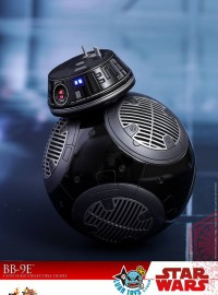 HOT TOYS STAR WARS THE LAST JEDI 星際大戰 最後的絕地武士 - BB-9E 機器人-08