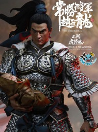 INFLAMES TOYS X  NEWSOUL TOYS IFT-025 三國虎將魂 - 常勝將軍 趙雲(子龍)-02