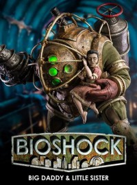 Threezero BIOSHOCK 生化奇兵 - BIG DADDY 大老爹 & LITTLE SISTER 小妹妹-03