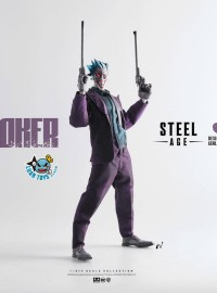 3A TOYS、THREE A TOYS DC STEEL AGE 鋼鐵世代 - THE JOKER 小丑-01