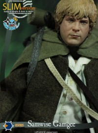 ASMUS TOYS THE LORD OF THE RINGS 魔戒 - 哈比人 SAM 山姆(SEAN ASTIN 西恩艾斯汀飾演)-01
