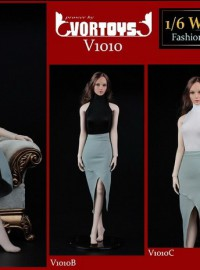 VORTOYS V1010 WOMEN'S DRESS SUIT 時尚服裝配件組-01