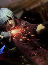 ASMUS TOYS DMC001 CAPCOM DEVIL MAY CRY 4 惡魔獵人 4 - DANTE 但丁-01