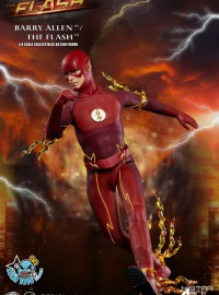 STAR ACE SA8003 THE FLASH 閃電俠 – BARRY ALLEN 貝瑞艾倫、THE FLASH 閃電俠-08