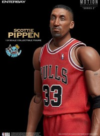 ENTERBAY MOTION MASTERPIECE NBA CHICAGO BULLS 美國職籃芝加哥公牛隊 - SCOTTIE PIPPEN 史考提皮朋-01