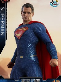 HOT TOYS DC JUSTICE LEAGUE 正義聯盟 - SUPERMAN 超人(HENRY CAVILL 亨利卡維爾飾演)-04