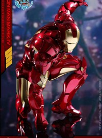 HOT TOYS MARVEL IRON MAN 2 鋼鐵人 2 - MARK IV、MARK 4、馬克 4(合金版)、TONY STARK 東尼史塔克(ROBERT DOWNEY JR. 小勞勃道尼飾演)-06