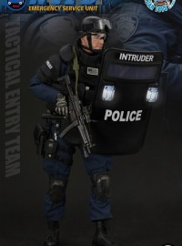 SOLDIER STORY US NYPD ESU TACTICAL ENTRY TEAM、US NEW YORK CITY POLICE DEPARTMENT EMERGENCY SERVICE UNIT TACTICAL ENTRY TEAM 美國紐約市警察局緊急應變單位戰術進入隊-01