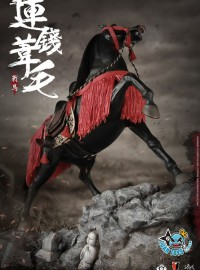 COOMODEL SE024 JAPAN'S WARRING STATES 日本戰國系列 - RENNSENNASIGE THE STEED 戰馬 連錢葦毛-03