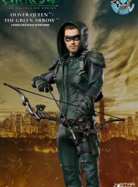 STAR ACE SA8004A ARROW 綠箭俠 – GREEN ARROW 綠箭俠、OLIVER QUEEN 奧利昆(STEPHEN AMELL 史蒂芬阿梅爾飾演)-02