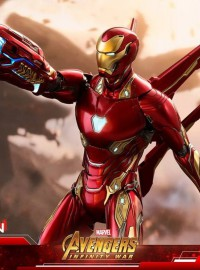 HOT TOYS MARVEL AVENGERS INFINITY WAR 復仇者聯盟 3 無限之戰 - MARK L、MARK 50、馬克 50(合金版)TONY STARK 東尼史塔克(ROBERT DOWNEY JR. 小勞勃道尼飾演)-02