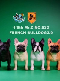 MR.Z MRZ022 FRENCH BULLDOG 法國鬥牛犬(3.0版)-01