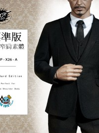 POPTOYS POP-X26 NARROW SHOULDERS GENTLEMAN SUIT 男仕西裝配件組(窄肩素體適用)-02