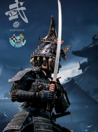 POPTOYS W003 WARRIOR WOMEN SERIES 女將系列 – THE BUTTERFLY HELMETS FEMALE WARRIORS 蝴蝶盔女武士-01