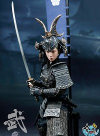 POPTOYS W003 WARRIOR WOMEN SERIES 女將系列 – THE BUTTERFLY HELMETS FEMALE WARRIORS 蝴蝶盔女武士(DX版)-01
