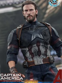 HOT TOYS MARVEL AVENGERS INFINITY WAR 復仇者聯盟 3 無限之戰 – CAPTAIN AMERICA 美國隊長(CHRIS EVANS 克里斯伊凡飾演)-01