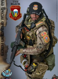 SOLDIER STORY ISOF、IRAQ SPECIAL OPERATIONS FORCES 伊拉克特種作戰部隊M249機槍兵-01