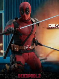 HOT TOYS MARVEL DEADPOOL 2 死侍 2 - DEADPOOL 死侍-02