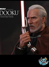 HOT TOYS STAR WARS EPISODE II ATTACK OF THE CLONES 星際大戰二部曲 複製人全面進攻 - COUNT DOOKU 杜庫伯爵-09
