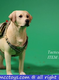 MR.Z X MCCToys MCC006C TACTICAL CANINE VEST 戰鬥版戰術犬衣-01