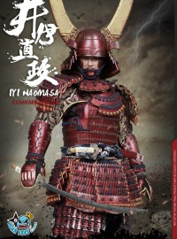 COOMODEL SE028 JAPAN'S WARRING STATES 日本戰國系列 - IYI NAOMASA 井伊直政-03