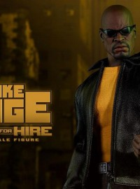 SIDESHOW MARVEL LUKE CAGE HERO FOR HIRE - LUKE CAGE 盧克凱奇-01