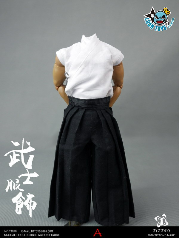 TITTOYS TT010 COSTUMES OF THE JAPANESE WARRING STATES WARRIORS 日本戰國武士服裝配件組(A款)-04