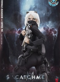 VERYCOOL VCF-2033A FEMALE ASSASSINSERIES 女刺客系列 - CATCH ME-01
