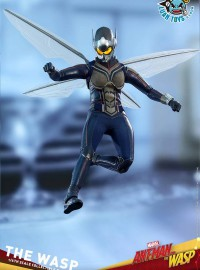 HOT TOYS MARVEL ANT-MAN AND THE WASP 蟻人與黃蜂女 - THE WASP 黃蜂女、HOPE VAN DYNE 荷普汎戴茵(EVANGELINE LILLY 伊凡潔琳莉莉飾演)-02