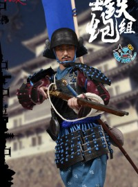 WGRtoys wgr-002 JAPAN'S WARRING STATES 日本戰國 - SAMURAI GUNNER GROUP 士鐵炮組鐵砲隊長-07