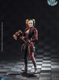 HIYA TOYS LP0037 DC INJUSTICE 2 超級英雄 武力對決 2 - HARLEY QUINN 小丑女-02