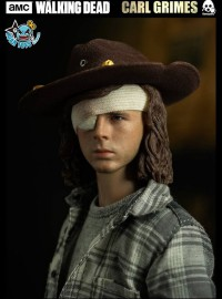 Threezero THE WALKING DEAD 陰屍路 – CARL GRIMES 卡爾格萊姆斯(CHANDLER RIGGS 錢德勒里格斯飾演)-05