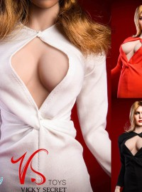 VSTOYS 18XG31 SEXY EVENING DRESS SUIT 性感長裙晚禮服配件組-01