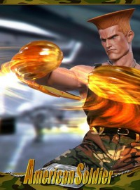 ACPLAY ATX-044-A STREET FIGHTER 快打旋風 – WILLIAM F. GUILE 威廉 F. 蓋爾-01