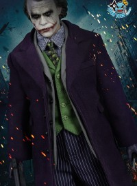 APTTOYS PT003 BATMAN THE DARK KNIGHT 蝙蝠俠 黑暗騎士 – THE JOKER 小丑(HEATH LEDGER 希斯萊傑飾演)-02