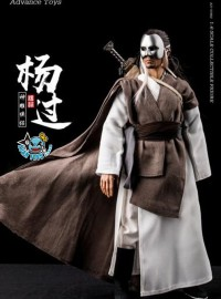 Advance Toys THE CONDOR HEROES 神鵰俠侶 – 西狂 楊過(苦情版)-03